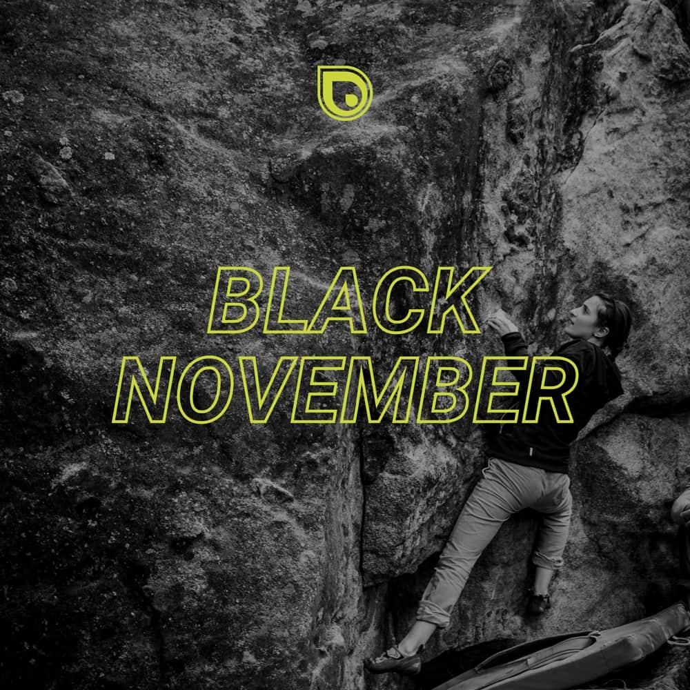 Sonderangebote für unser Black November!